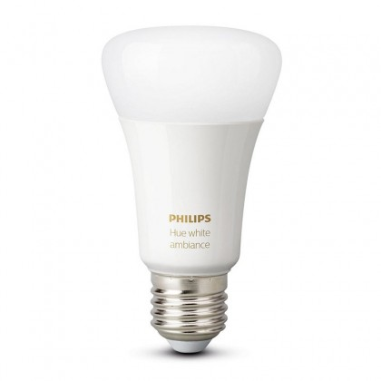Philips Hue White Ambiance Bulb E27 - Bluetooth