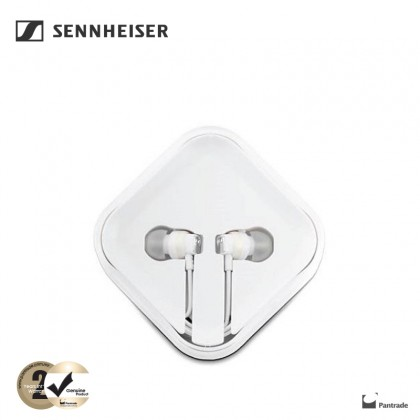 Sennheiser CX 3.00 Enhanced Bass Wired Earphones (White)